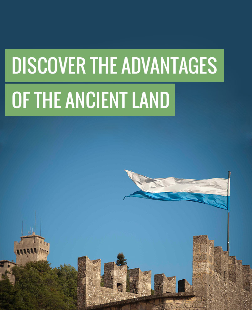 discover the advantages of the ancient land of liberty