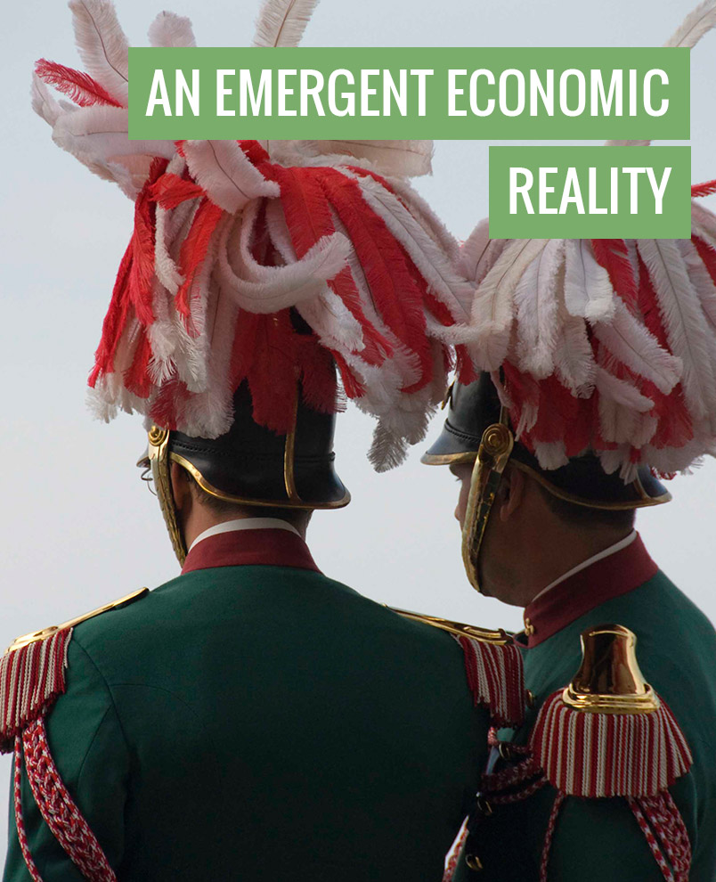 an emerging economic reality san marino